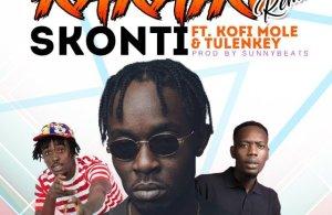 DOWNLOAD: Skonti Ft. Kofi Mole x Tulenkey – Kakaiku (Remix) mp3