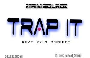 FreeBeat: Trap It (Prod Xperfect)