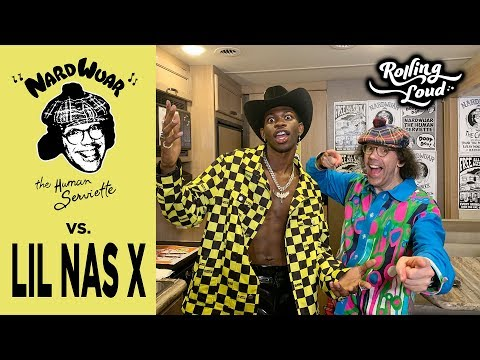 WATCH: Nardwuar Vs. Lil Nas X