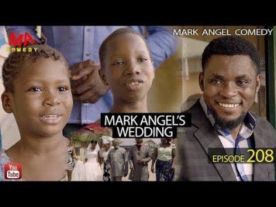 COMEDY VIDEO: Mark Angel Comedy – WEDDING (Episode 208)   mp4