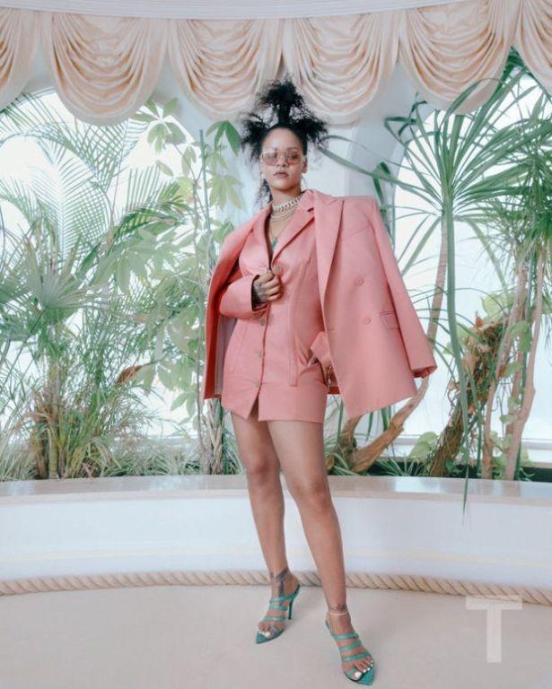 Rihanna Talks Drake, New Album & More With T Magazine