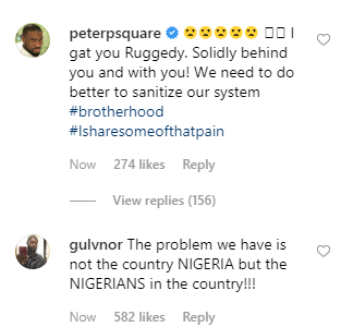 Nigerian Celebrities React After Ruggedman Was Attacked In London