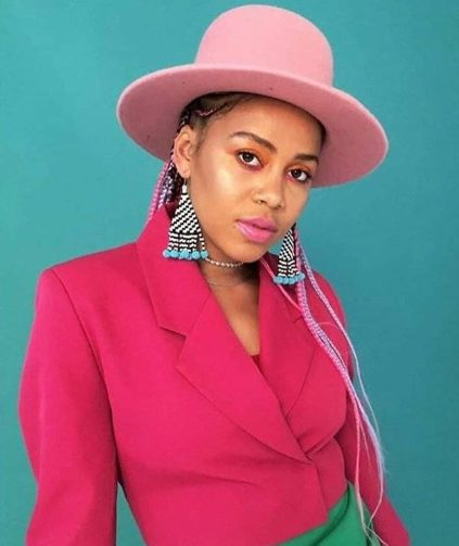 Sho Madjozi wins Bet Award | Watch Video