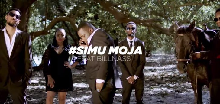 VIDEO: Mr T Touch ft Billnass – Simu Moja | mp4 Download