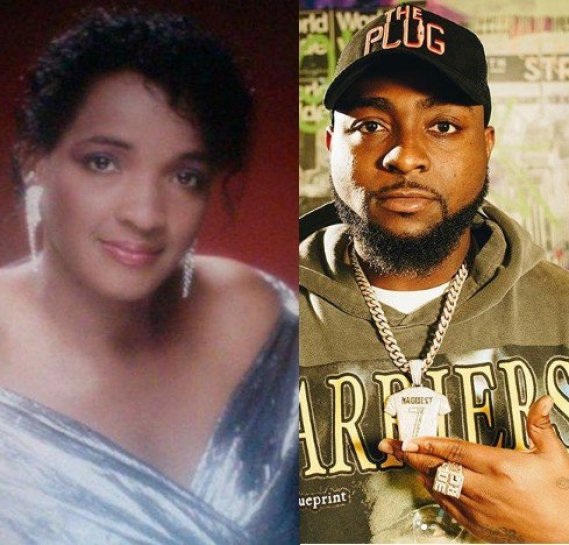 """LOVE U MOMMY"" – Singer Davido Remembers His Late Mum With Beautiful Words"