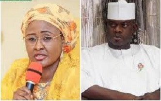 Forgive and forget – Aisha Buhari tells Kogi residents