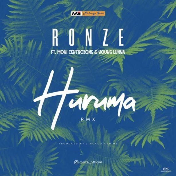 DOWNLOAD: Ronze Ft. Moni Centrozone & Young Lunya – Huruma (mp3)