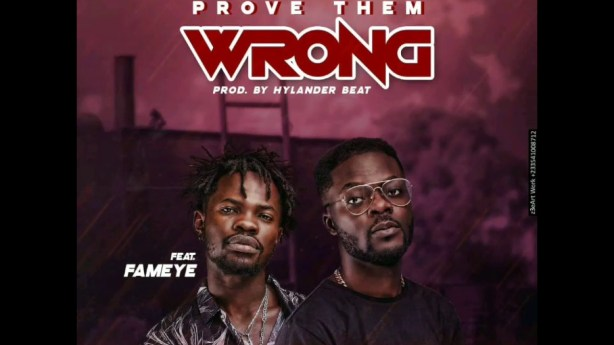 DOWNLOAD: Cabum Ft. Fameye – Prove Them Wrong (mp3)