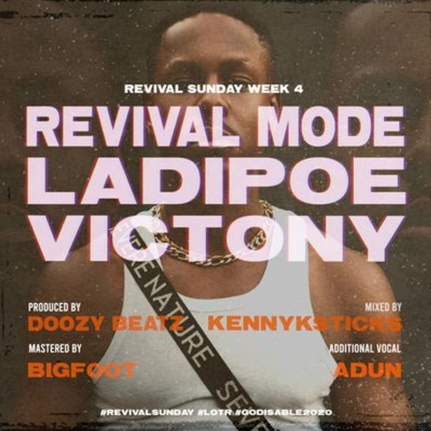 DOWNLOAD: Ladipoe Ft. Victony – Revival Mode (mp3)