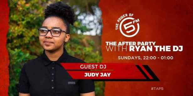 DOWNLOAD Judy Jay – The after Party With Ryan The Dj (5FM Mix) MP3