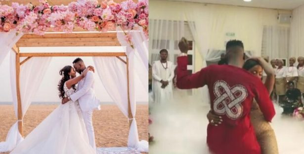 Photos + Video: Simi and Adekunle Gold recount how they met 7 years ago as they mark their second wedding anniversary