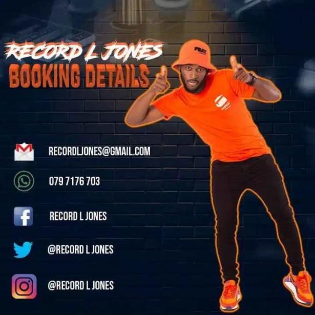 DOWNLOAD Record L Jones – Khwela Khwela Ft. Slenda Vocals MP3