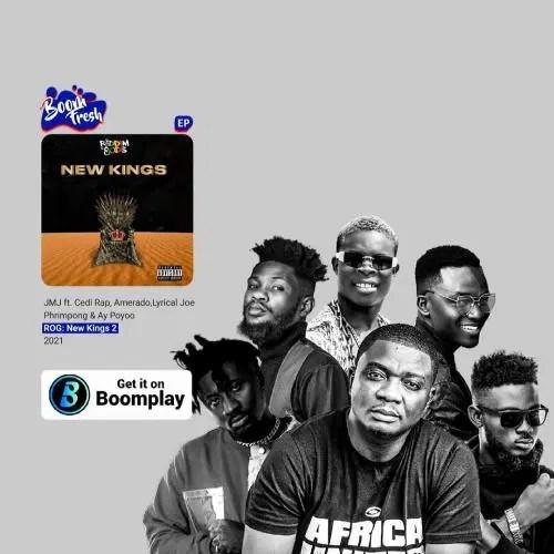 DOWNLOAD Amerado – Younger K.A MP3