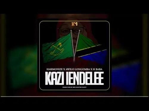 DOWNLOAD Harmonize Ft. H Baba & Awilo Longomba – Kazi Lendelee MP3
