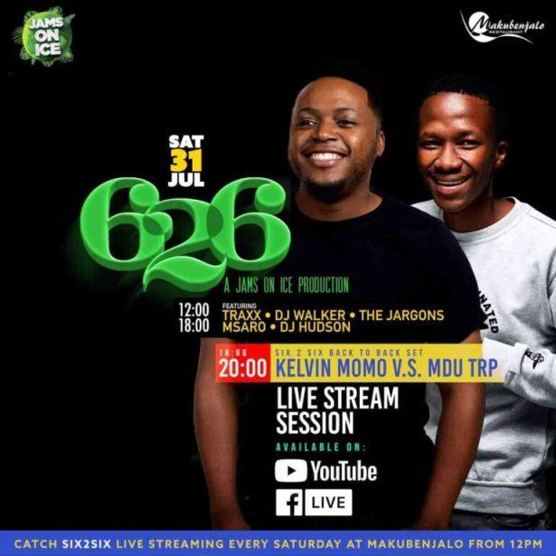 DOWNLOAD Kelvin Momo & Mdu aka TRP – Jams On Ice Mix MP3