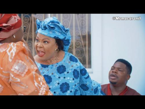 Comedy Video: Mr Macaroni – Motunde's Introduction Ft. Sola Sobowale, Laycon, Remote