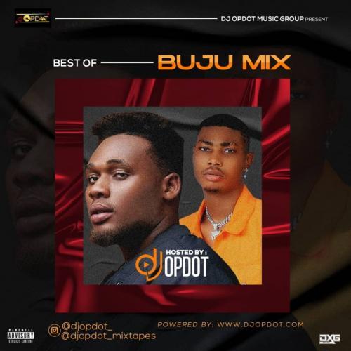 DOWNLOAD DJ OP Dot – Best Of Buju Mix MP3