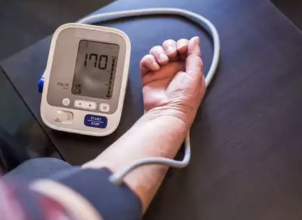 These 3 signs indicate your blood pressure levels are alarmingly high