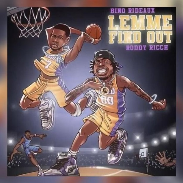 DOWNLOAD Bino Rideaux – Lemme Find Out Ft. Roddy Ricch MP3