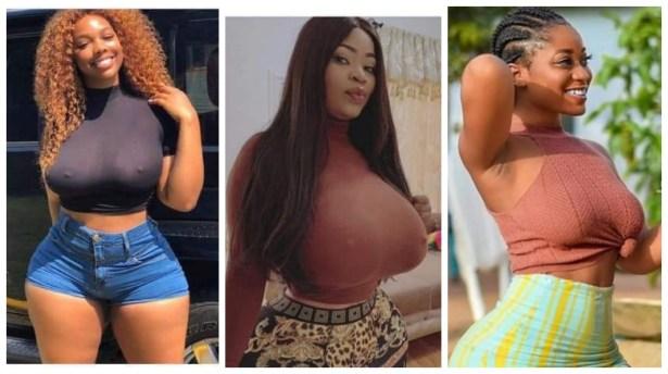 #NoBraDay 2021: Nigerian women, others mark 'No Bra Day' in style (Photos)
