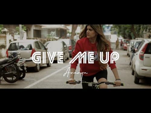 DOWNLOAD Ananya Birla – Give Me Up MP3