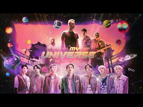 DOWNLOAD Coldplay X BTS – My Universe MP3