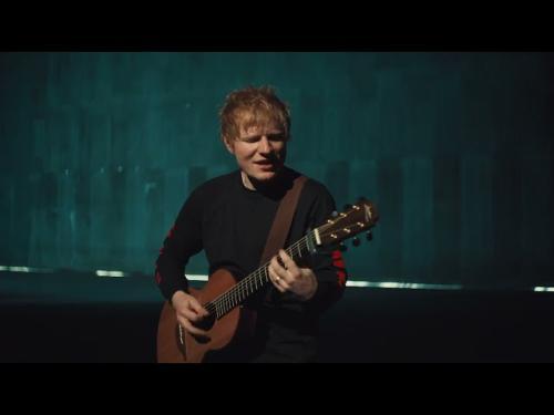 DOWNLOAD Ed Sheeran – Shivers [Acoustic Version] MP3
