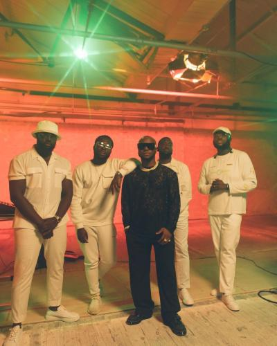 DOWNLOAD King Promise – Slow Down (Acoustic Session) Ft. The Compozers MP3