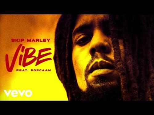 DOWNLOAD Skip Marley – Vibe Ft. Popcaan MP3