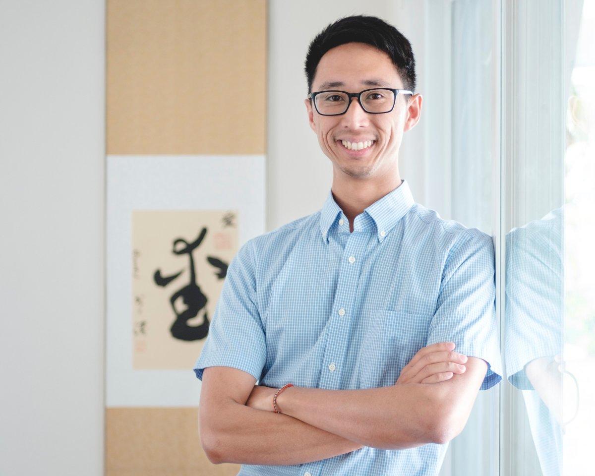 Meet your Transformational Life Coach, Hans Wang
