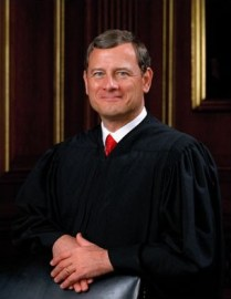 Chief Justice John G. Roberts, Jr. Official Photo