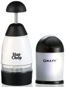 Slap Chop & Graty at the Wedding
