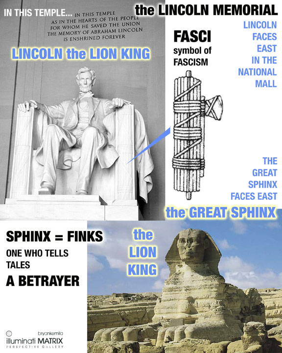 Lincoln-&-Great-Sphinx