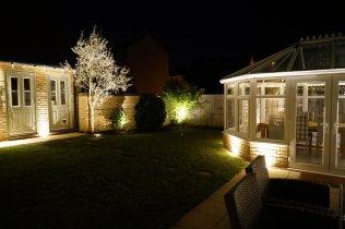 DSC01404 1 - illuminating Gardens, Garden Lighting Installation Gallery