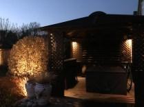 GAZEBO - illuminating Gardens, Garden Lighting Installation Gallery