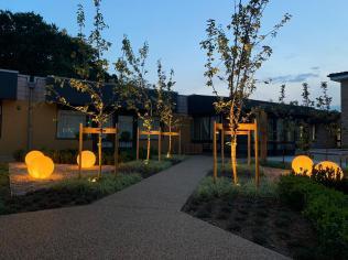 IRXH0296 - illuminating Gardens, Garden Lighting Installation Gallery