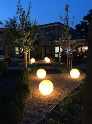 TENA1537 - illuminating Gardens, Garden Lighting Installation Gallery