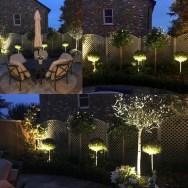 LNAZ3026 - illuminating Gardens, Garden Lighting Installation Gallery