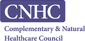 Complementary and Natural Healthcare Council (CNHC)