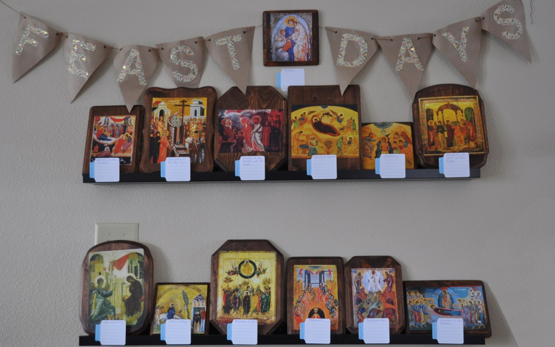 Family & Classroom Project: Major Feast Days