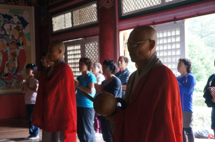 Buddhism in North Korea
