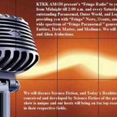 Isaac Weishaupt aka IlluminatiWatcher on The Fringe Radio Show