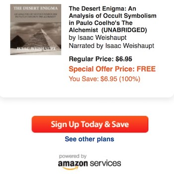 Desert Enigma Free Audible Trial