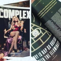 Isaac Weishaupt: Hip Hop and the Illuminati- COMPLEX Magazine