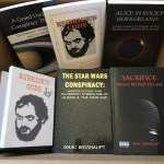 FREE book giveaway: THE STAR WARS CONSPIRACY