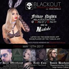 Isaac Weishaupt on BLACKOUT Radio: Trump, Meme Magick, & the Illuminati Update