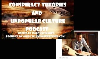 CTAUC Podcast: Illuminati Capital of the World, Freemasons & Architecture with Dr. Frank Albo!