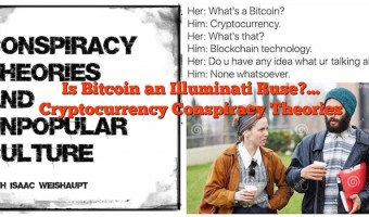 Is Bitcoin an Illuminati Ruse?… Cryptocurrency Conspiracy Theories on CTAUC Podcast