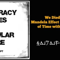 We Died in 2012: Mandela Effect and the Illusion of Time with Guest SMQ on the CTAUC Podcast!