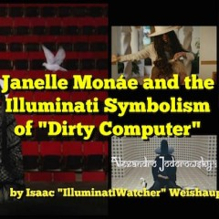 "Janelle Monáe and the Illuminati Symbolism of ""Dirty Computer"""